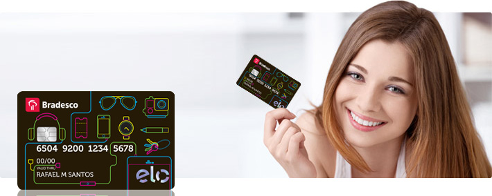 Cartão de crédito Bradesco Elo Universitário: para quem está começando a  vida financeira agora - Brasil Cartões